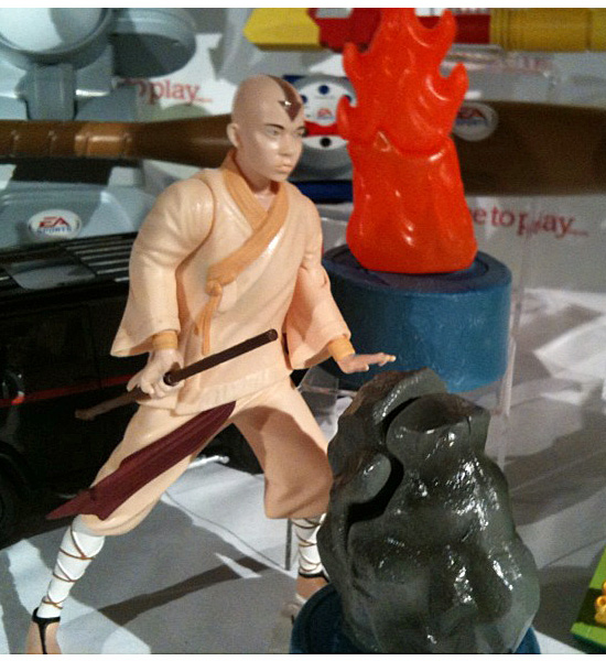 The Last Airbender Ultimate Airmaster ($30)