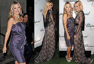 Pictures of Gwyneth Paltrow And Kate Hudson Party After Kate's Rumored Boob Job