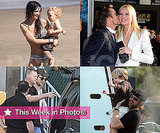 Pictures of Robert Pattinson, Brad Pitt and Shiloh, Ashlee Simpson in a Bikini and Gwyneth Paltrow Iron Man 2 Premiere