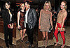 Pictures of Nicole Richie, Milla Jovovich, Kate Bosworth, Stephen Moyer, and Anna Paquin at a Valentino Party