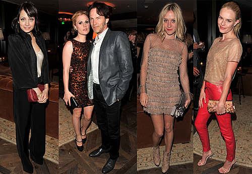 Pictures of Nicole Richie, Milla Jovovich, Kate Bosworth, Stephen Moyer, and Anna Paquin at a Valentino Party 2010-05-03 00:00:29
