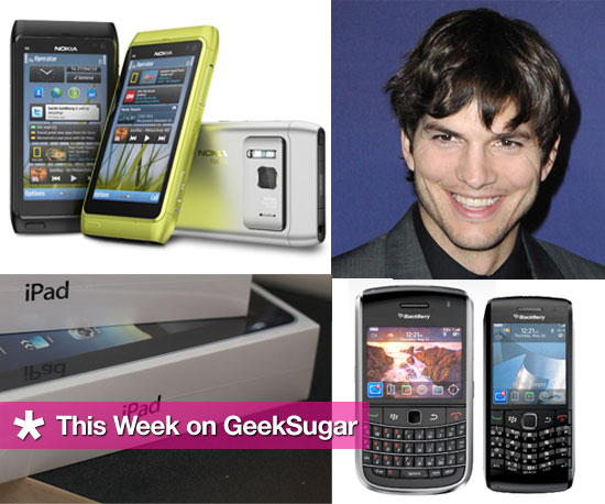 Top News and Stories This Week on GeekSugar 2010-05-01 04:00:28