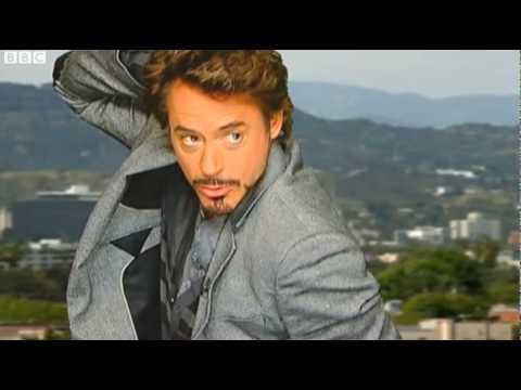 Robert Downey Jr on Jonathan Ross. Part 2