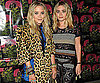 Picture Slide of Mary-Kate And Ashley Olsen Partying Together in NYC