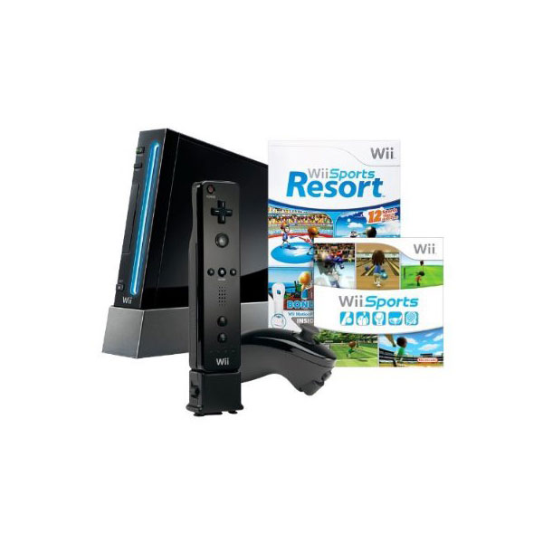 Black Wii Bundle ($200)