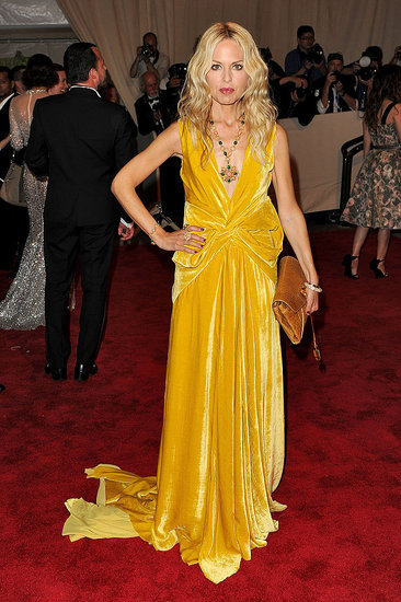 Rachel Zoe in Marc Jacobs
