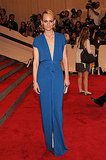 Amber Valletta in RM by Roland Mouret