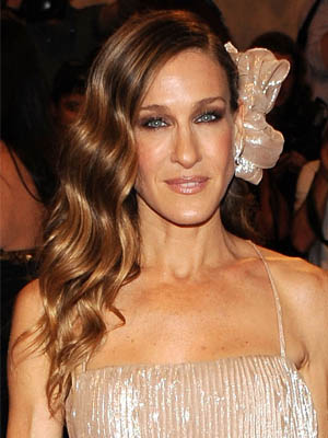 Sarah Jessica Parker at 2010 Costume Institute Gala