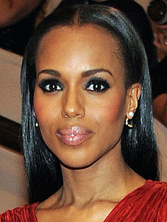 Kerry Washington at 2010 Met Gala