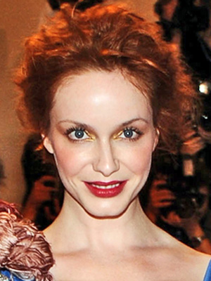Christina Hendricks at 2010 Costume Institute Gala