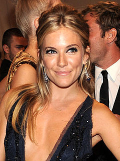 Sienna Miller at 2010 Met Gala