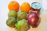 Rick Bayless Tomatillo and Orange Salsa Recipe