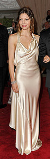 Jessica Biel at the 2010 Costume Institute Gala
