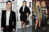 Pictures of Ashley Olsen With Mary-Kate Olsen and Justin Bartha in NYC