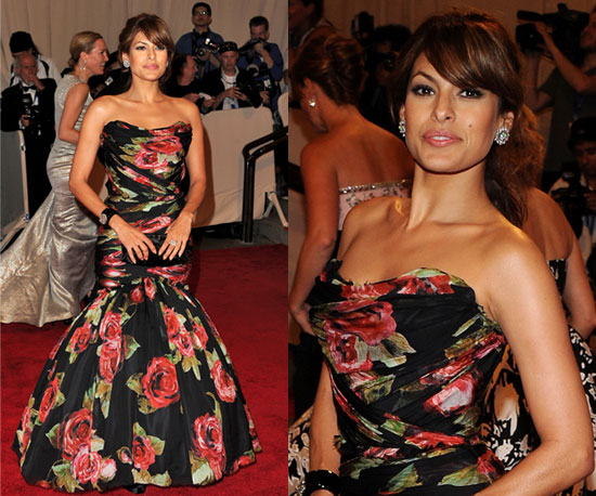 Eva Mendes at 2010 Costume Institute Gala 2010-05-03 17:33:22