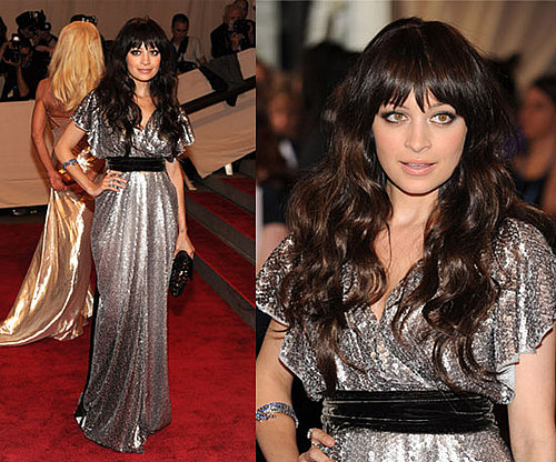 Nicole Richie at 2010 Met's Costume Institute Gala