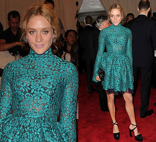 Chloe Sevigny at 2010 Costume Institute Gala