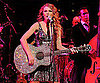 Slide Picture of Taylor Swift Performing at Time's 100 Most Influential People Gala