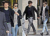 Pictures of Orlando Bloom and Miranda Kerr Holding Hands in Paris