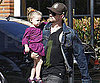Slide Picture of Joel Madden and Harlow Shopping in LA