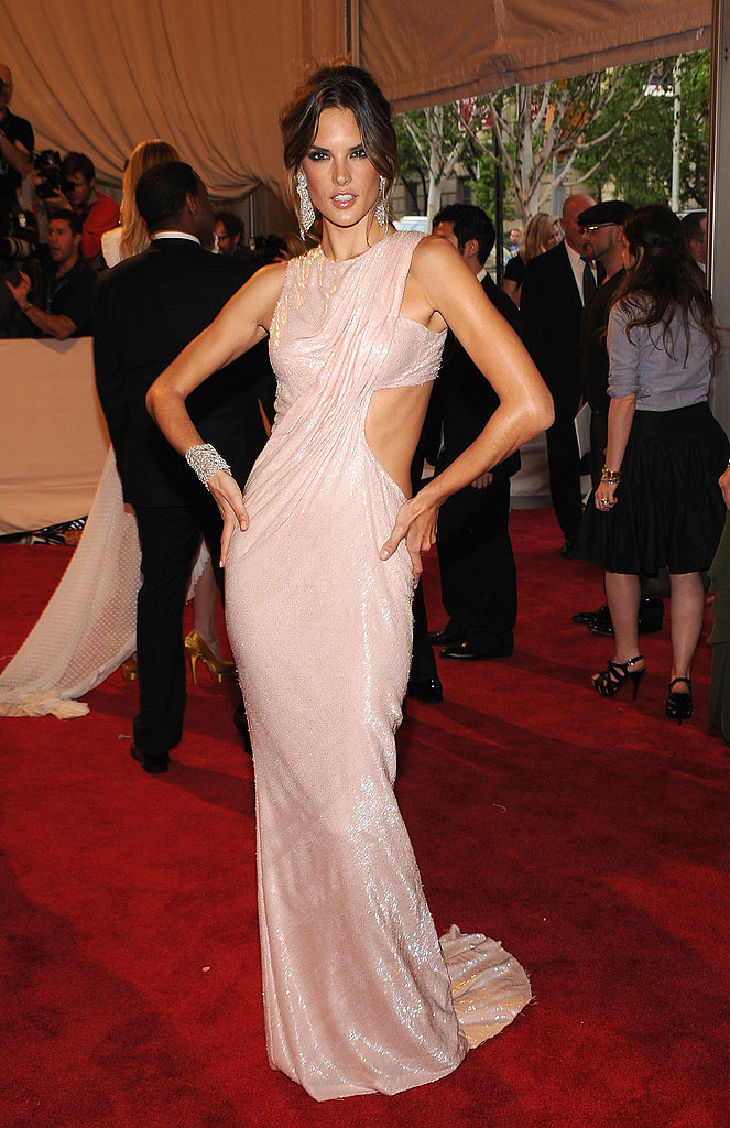 Model Fest at the Met Gala