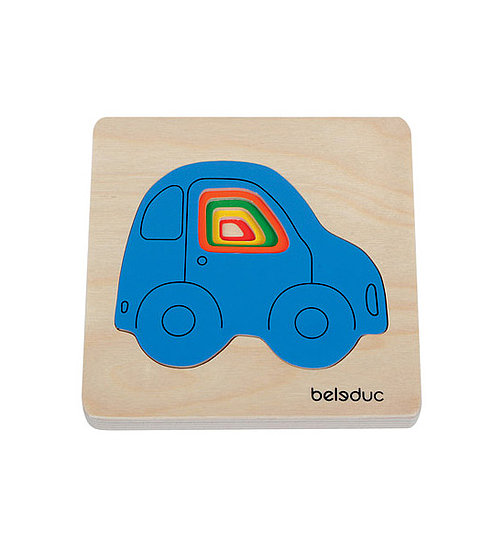 Car Layer Puzzle