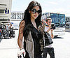 Slide Picture of Kim Kardashian at LAX