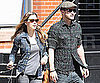 Slide Picture of Jessica Biel and Justin Timberlake Out in New York