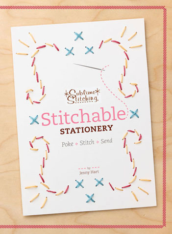Sublime Stitching Stitchable Stationery