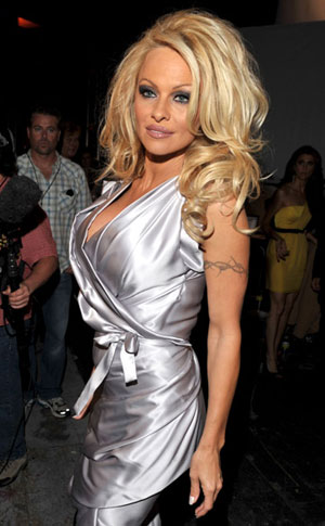 Pamela Anderson Off DWTS and Onto Surfing