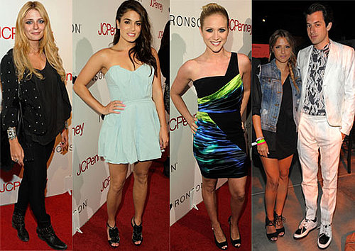 Pictures of Mark, Charlotte and Samantha Ronson Plus Nikki Reed, Peaches Geldof and Eli Roth, Brittany Snow, Nicole Richie 2010-05-05 16:30:00