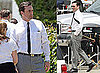 Pictures of Jon Hamm Filming Mad Men