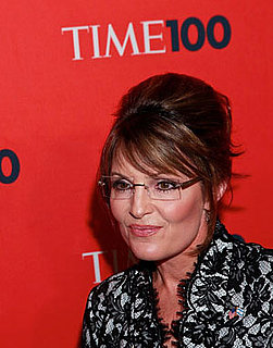 Sarah Palin Hates the Photo of Her in Time Magazine's 100 Most Influential People