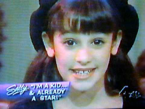 Watch 9-year-old Lea Michele sing on Sally Jessy Raphael before she became the star of Glee