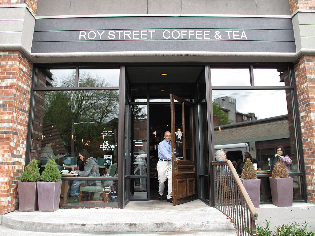 A first impression of Roy Street.