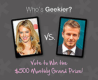 Play GeekSugar's Who's Geekier Faceoff Game and Win $500!