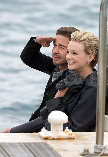 Photos of Shia LaBeouf And Carey Mulligan