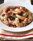 Shrimp Marinated in Lemon and Olive Oil Recipe