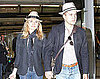 Slide Picture of Joshua Jackson and Diane Kruger at Nice Airport