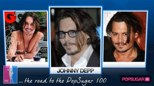 Video of Johnny Depp 2010-05-11 02:00:00