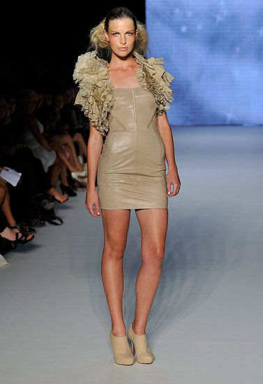 RAFW 2010 Trend Report: Luscious Leather