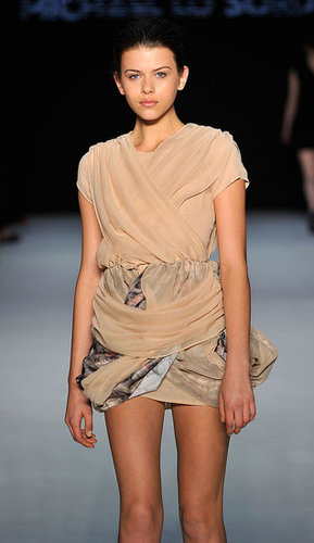 Nude Trend at Rosemount Australian Fashion Week