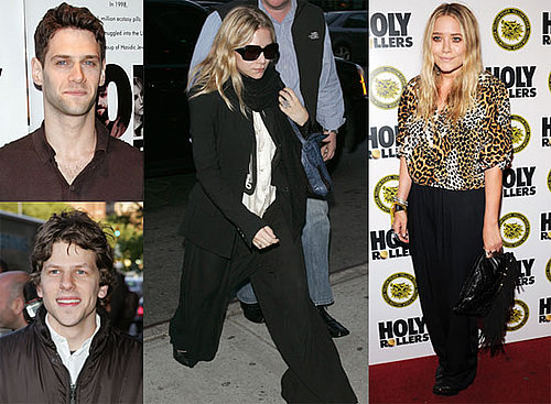 Pictures of Mary-Kate And Ashley Olsen Supporting Justin Bartha at The Premiere of His Film Holy Rollers