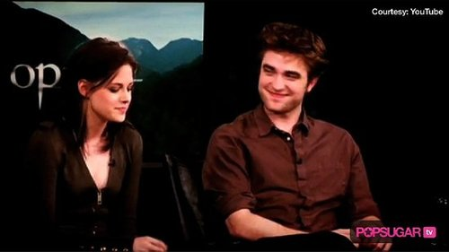 Video of Robert Pattinson and Kristen Stewart on Oprah