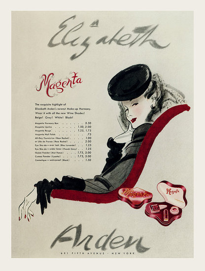 Elizabeth Arden History
