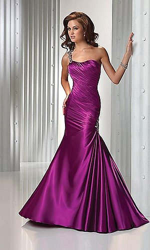 Pageant Evening Gown
