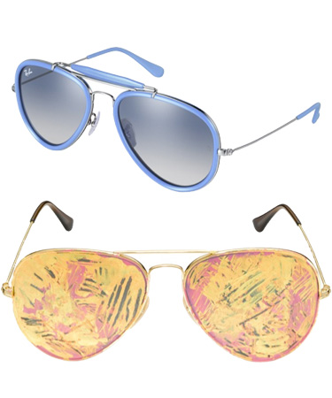 Ray-Ban to Relaunch Aviators