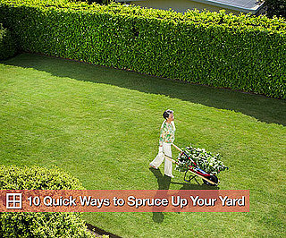 Quick, Easy, and Inexpensive Ways to Fix Up Your Yard