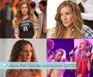 Photos from Sex and the City Movie 2 Featuring Sarah Jessica Parker as Carrie Bradshaw