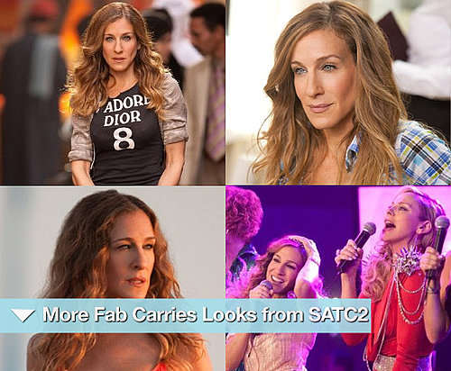 Photos de Sex and the City Movie 2 avec Sarah Jessica Parker dans le role de Carrie Bradshaw